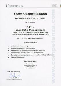 KMF-Lehrgang